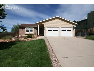 Single Family Home For Sale: 8165 Horizon Drive