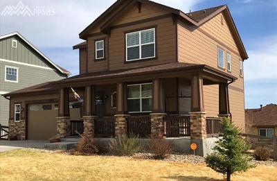 Colorado Springs Single Family Home For Sale: 8217 Knotty Alder Court