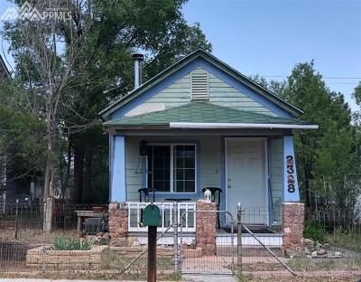 Single Family Home Under Contract - Showing: 2328 W Vermijo Avenue
