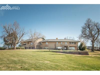 Pueblo Single Family Home For Sale: 3404 Northridge Drive