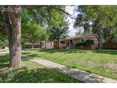 Single Family Home For Sale: 921 E Columbia Street