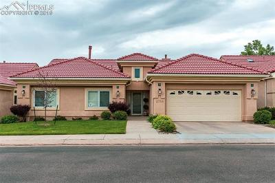 Colorado Springs CO Condo/Townhouse For Sale: $500,000