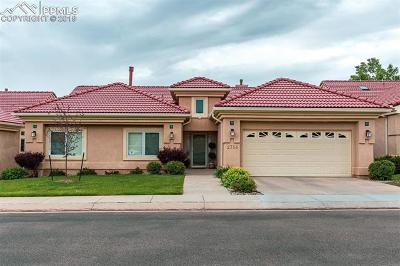 Broadmoor Condo/Townhouse For Sale: 2756 La Strada Grande Heights