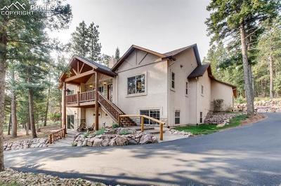 Woodland Park Single Family Home For Sale: 1145 Windflower Lane