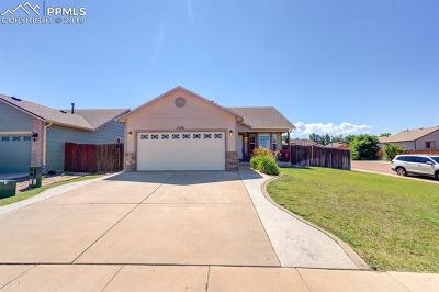 Single Family Home For Sale: 7310 Banberry Drive
