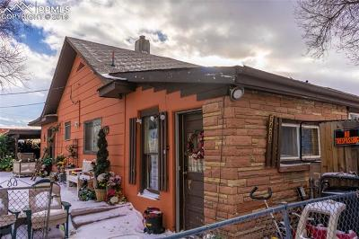 Colorado Springs Single Family Home For Sale: 2423 E St Vrain Street