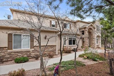 El Paso County Single Family Home For Sale: 20170 Sheriffs Cove