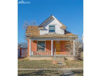 Pueblo Multi Family Home For Sale: 1125 Carteret Avenue