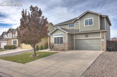 Single Family Home For Sale: 6340 Roundup Butte Street