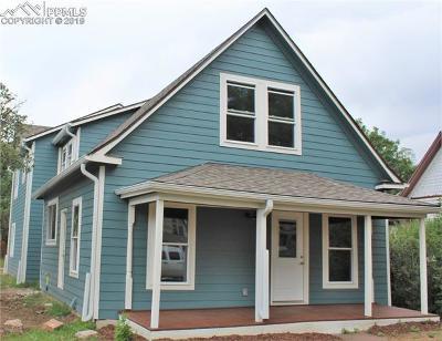 Colorado Springs Single Family Home For Sale: 1501 W Cucharras Street