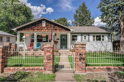 Single Family Home For Sale: 1224 E Uintah Street