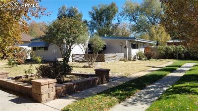 Colorado Springs Single Family Home For Sale: 2813 Illinois Avenue
