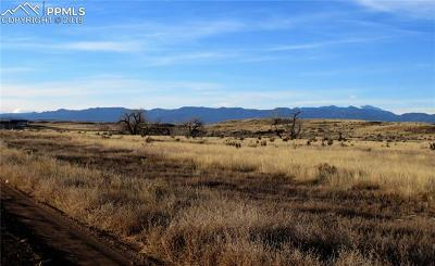 El Paso County Residential Lots & Land For Sale: 7482 Little Chief Court