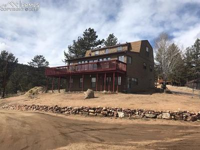 Lake George CO Single Family Home For Sale: $439,000