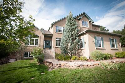 Colorado Springs Single Family Home For Sale: 215 Preservation Way
