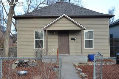Colorado Springs Single Family Home For Sale: 2312 W Platte Avenue