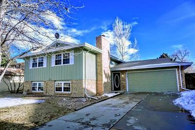 Single Family Home For Sale: 1728 E Geddes Circle