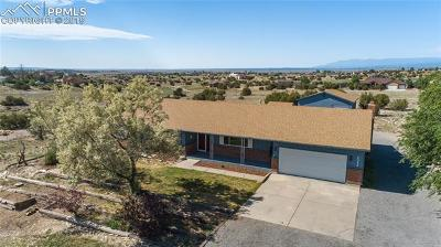 Pueblo West Single Family Home For Sale: 2052 W Woodstock Court