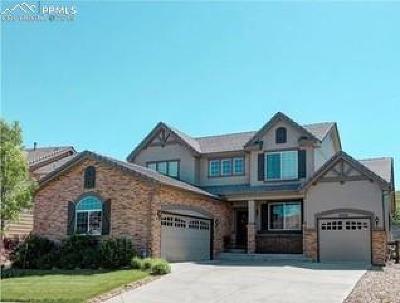 Castle Rock Single Family Home For Sale: 2252 Trailblazer Way