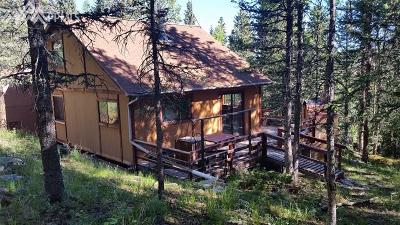 Cripple Creek Single Family Home For Sale: 10757 S Highway 67 Highway