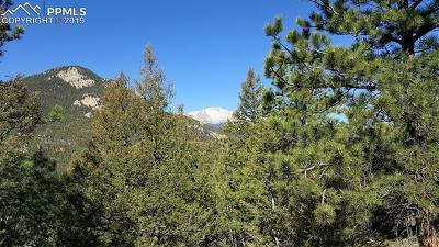 Manitou Springs Residential Lots & Land For Sale: 339 Eagle Mountain Road