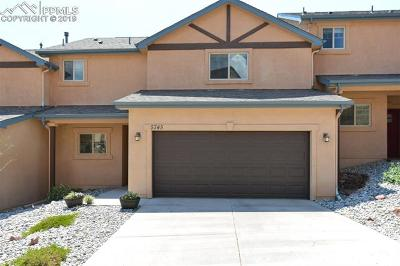 Colorado Springs CO Condo/Townhouse For Sale: $329,900