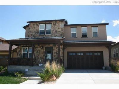 Banning Lewis Ranch Rental Leased: 6758 Cottonwood Tree Drive