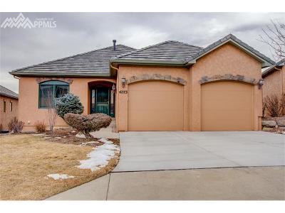 Colorado Springs Condo/Townhouse For Sale: 4223 Star Vista Court