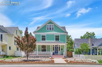 Colorado Springs Single Family Home For Sale: 2008 N Nevada Avenue