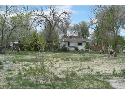 Fountain Residential Lots & Land For Sale: 205 W Illinois Avenue