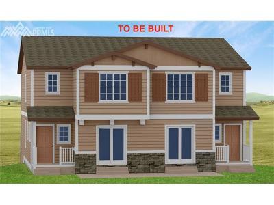 Colorado Springs Multi Family Home For Sale: 890 & 880 Promontory Rock Grove