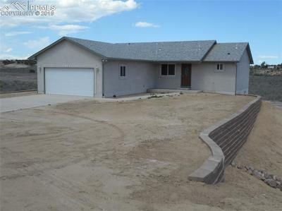 Pueblo West Single Family Home For Sale: 316 S Hidalgo Drive