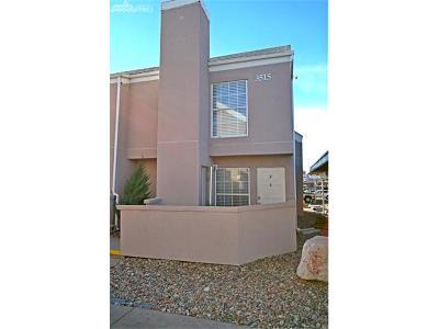 Colorado Springs Condo/Townhouse For Sale: 3515 Rebecca Lane #F