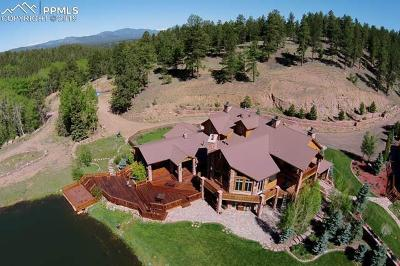 Single Family Home For Sale: 10 Kutsu Ridge Road