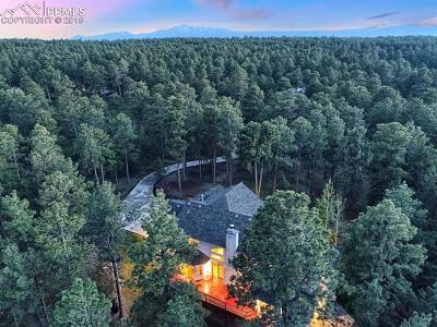 Colorado Springs Single Family Home For Sale: 4470 Wavy Oak Drive