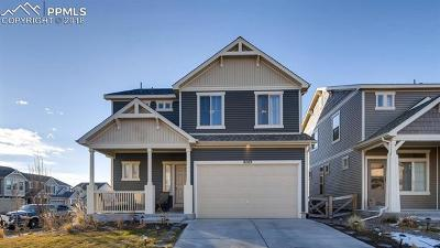 Colorado Springs Single Family Home For Sale: 8269 Cypress Wood Drive