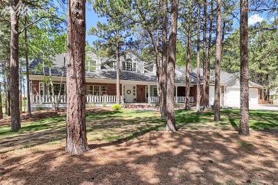 Single Family Home For Sale: 18690 Thunderbird Trail