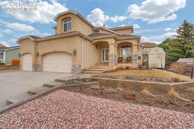 Single Family Home For Sale: 5335 Roundup Drive