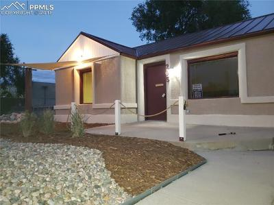 Colorado Springs Single Family Home For Sale: 205 Bonfoy Avenue