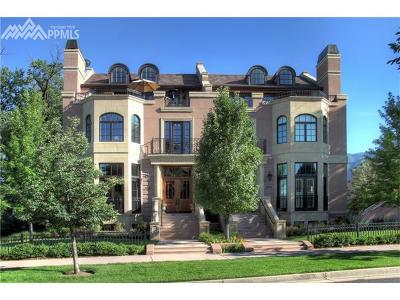 Colorado Springs Condo/Townhouse For Sale: 2885 Carriage Manor Point