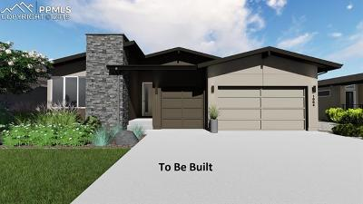 Colorado Springs Single Family Home For Sale: 3878 Bierstadt Lake Court