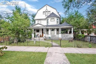 North End Single Family Home For Sale: 1319 N Nevada Avenue #B