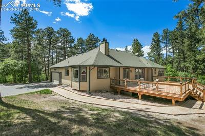 Single Family Home For Sale: 1688 E Timber Meadow Court