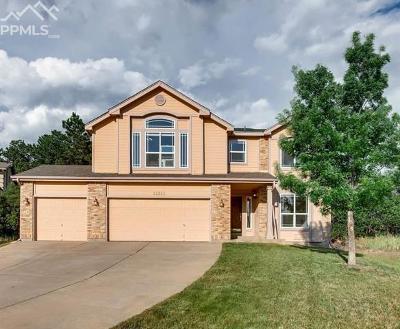 Single Family Home For Sale: 15311 Ridgefield Lane