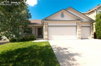 Monument Single Family Home For Sale: 15612 Dawson Creek Drive