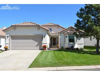 El Paso County Condo/Townhouse For Sale: 2668 Marston Heights