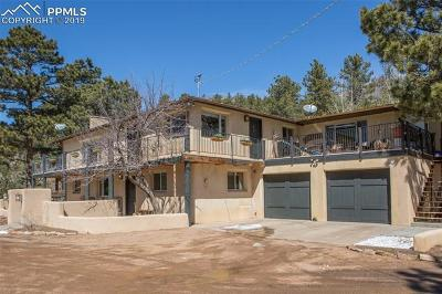 Cascade Single Family Home For Sale: 8870 W Highway 24 Highway