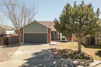 Fountain Single Family Home For Sale: 2155 Reminiscent Circle