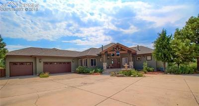 Castle Rock Single Family Home For Sale: 4260 Old Gate Road