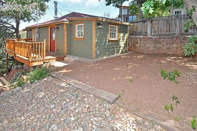 Manitou Springs Single Family Home For Sale: 327 Oklahoma Road